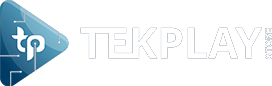 Tekplay Footer Logo